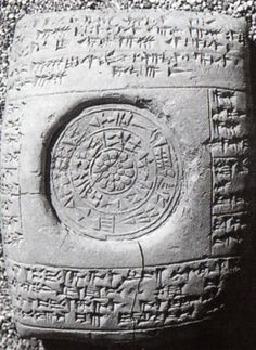 Document recording a grant of land, front and back surfaces. Boğazköy, 14th-13th century BC , Museum of Anatolian Civilazations, Ankara (Ekrem Akurgal) (Erdinç Bakla archive)