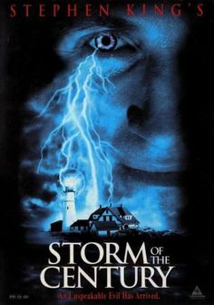 Stephen King's Storm of the Century (1999) > I only saw this film once; but still remember it vividly....