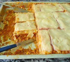 Image may contain: food Dagwood Sandwich, Spanakopita, Flan, Lasagna, Carne, Delish, Sandwiches, Food And Drink, Health Fitness