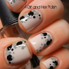 ahh...I really like this...maybe if I ever get a mani/pedi again I'll try this out!