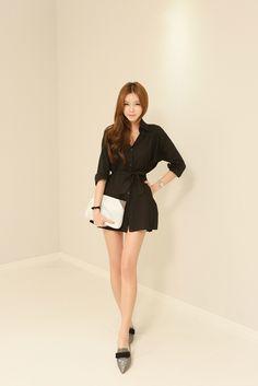 Trend-coat dress #envelopclutch