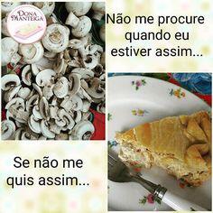 A Cozinha transforma tudo. O que o diga nossa Torta de Estrogonofe de Cogumelo. #tortaestrogonofe #cogumelo 🌱🐔🐄🍫🍰 @donamanteiga #donamanteiga #danusapenna #amanteigadas #gastronomia #food #bolos #tortas www.donamanteiga.com.br