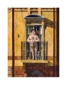 Marcus Goldson Budapest, Kenya, Fine Art Prints, Gallery, Frame, Illustration, Artwork, Painting, Decor
