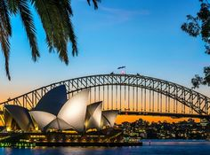 SYDNEY, AUSTRALIA-Start the day off with an exhilarating climb across the iconic Harbour Bridge and then catch your breath with a leisurely stroll through the Museum of Contemporary Art afterward. (Before or after your photo sesh with the opera house—your call.)