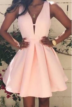 Love this peachy pink dress! Follow me For More: } Isabella {