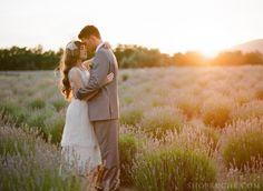 Lace & Lavender: romantic #bridal inspiration
