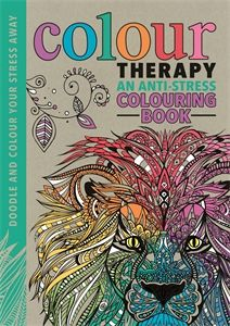Colour Therapy by Cindy Wilde, Laura-Kate Chapman, Richard Merritt  Plenty of other adult coloring books with really pretty designs.