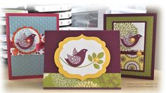 7/14/2012; Beth McAlexander at 'Crafty Creations by Beth' blog using Betsy's Blossoms stamp set + other SU products