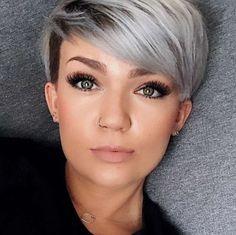 Short Hairstyle 2018 – 48 #SilkySmoothHair