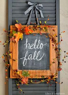 What better way to welcome autumn and the change of seasons than to create your…