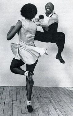 """DANCING AIN'T LIKE IT USED TO BE… """"Lindy Hop"""" dancers having a ball"""