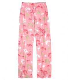Flamingos Women's Pajama Pants