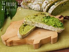 Bärlauch Hummus - Vegan - Freude am Kochen