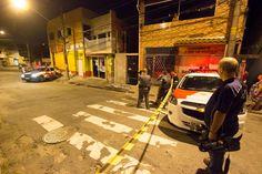 #Polícia: Três pessoas são baleadas em bar na zona oeste de São Paulo