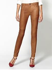 Joe's Jeans Leather Pants at #piperlime $697