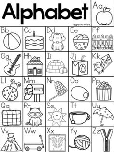Alphabet Vowel Sounds Blends Digraphs Trigraphs Charts Freebie