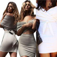 VESTIDOS NEW SEXY CLUB DRESS SEXY TIGHT FIT GREY DRESSES PLUS SIZE ROMPER DRESS