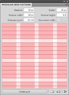 modular grid tool
