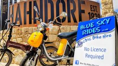 Blue Sky Rides: Electric Bike Hire