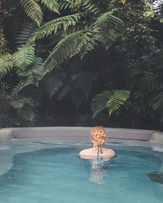 Best hot springs in New Zealand (South Island): Glacier Hot Springs in Franz Josef