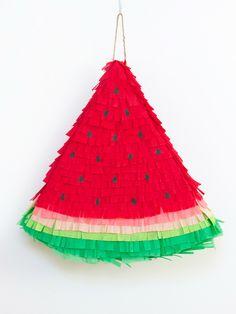 Pinata Pastèque / Watermelon Pinata