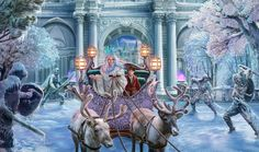 Gardens of Time | Ice Palace