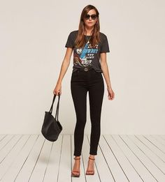 Love Reformation? Love jeans? Well, then this is the new collection you need to see.