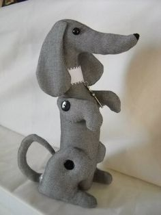 Dog Template, Burlap Ornaments, Animal Sewing Patterns, Doorstop, Daschund, Stuffed Toys Patterns, Fabric Art, Pattern Paper, Felt Crafts