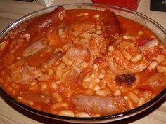 Cassoulet Maison fait au Cookeo Multicooker, Chili, Curry, Pork, Chicken, Ethnic Recipes, Internet, Sauce, Drinks