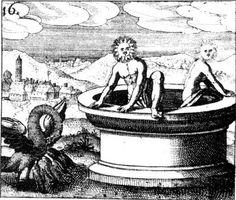 """16 - """"Philosophia reformata"""" di Johann Daniel Mylius. Francoforte, 1622."""