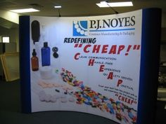 Trade Show Booths, it's one of our favorite things to print!