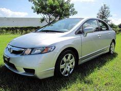 2009 Honda Civic $9,488