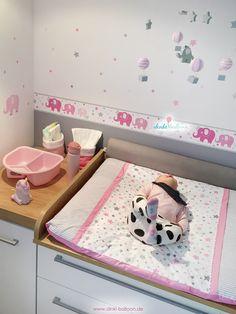 Attraktiv Kinderzimmer Wandsticker Punkte In Pink/mint/gelb 140 Teilig | Einhorn  Mädchenzimmer | Pinterest