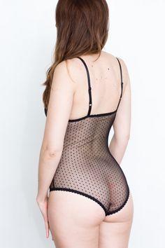 e7f3845c03 Sacha Kimmes - Lisa Bodysuit (back) Handmade to order