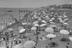 Vintage European Beaches