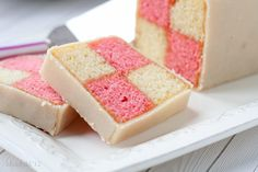 how to battenberg cake