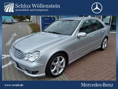 Super Angebot: Mercedes-Benz C 200 CDI AMG Sport Edition  Jetzt für nur 12.270,00 EUR!