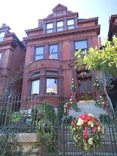 Walking tour of historic homes -  Louisville, Kentucky