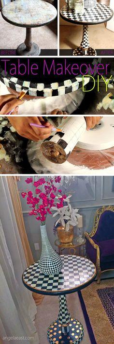 DIY homedecor | baroque interior | glam decor on a budget with Angela East at angelaeast.com