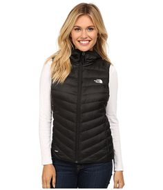 The North Face Tonnerro Hooded Vest 700 fill power $179