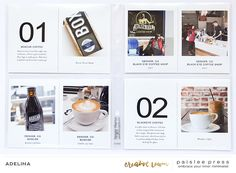 paislee press 4x6 Photo Templates Vol. 6