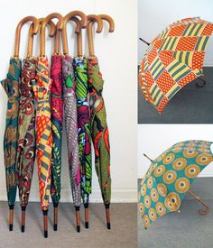 Babatunde umbrellas