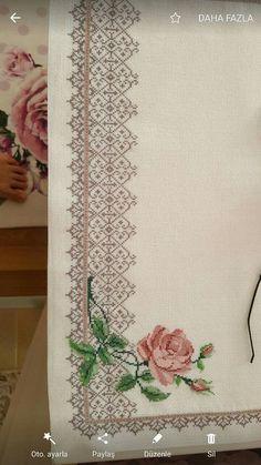 1 million+ Stunning Free Images to Use Anywhere Cross Stitch Borders, Cross Stitch Designs, Cross Stitching, Cross Stitch Patterns, Hardanger Embroidery, Ribbon Embroidery, Cross Stitch Embroidery, Embroidery Patterns Free, Embroidery Designs