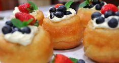 Baba al Rum Rum, Chefs, Fruit Salad, Cheesecake, Sweets, Desserts, Food, Gastronomia, Gourmet