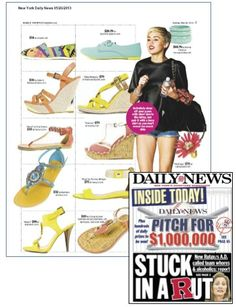 Check out Foreign Exchange Clothing in the May 26, 2013 issue of New York Daily News.