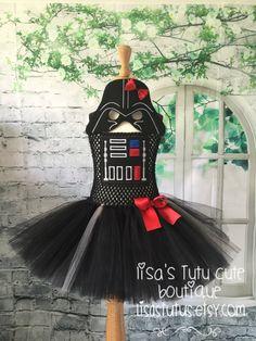 Hey, I found this really awesome Etsy listing at https://www.etsy.com/listing/245122705/darth-vader-tutu-dress-darth-vader-tutu