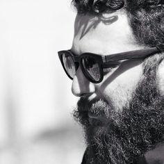 @daryoush #beard #beardgang #beards #beardeddragon #bearded #beardlife #beardporn #beardie #beardlover #beardedmen #model #blackandwhite #beardsinblackandwhite
