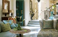 Rational Exuberance   A Venetian inspired ambiance of exception in Palm beach by Barry Darr Dixon