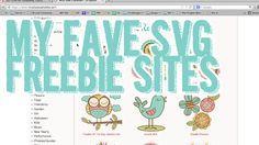 Silhouette Cameo for Beginners – Designer Edition & My Favorite SVG Freebie Websites