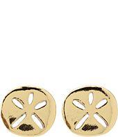 gorjana - Sand Dollar Stud Earrings